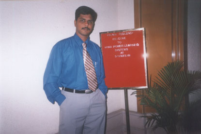 Mr B.Sai KiranSai Kiran Vedic Maths